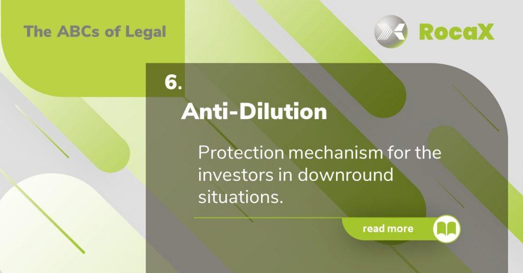 Anti-Dilution